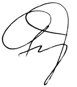 Anthony Signature